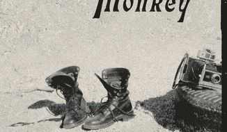 """This cover image released by Alfred a Knopf shows """"Year of the Monkey,"""" by Patti Smith. (Alfred a Knopf via AP)"""