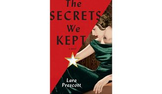 'The Secrets We Kept' (book jacket)
