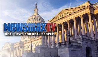 Newsmax TV is planning a major expansion, complete with new talent and production hires, according to an industry source. (courtesy of Newsmax Media)