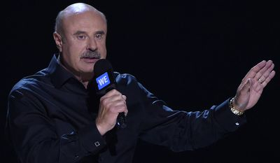 Talkshow host Dr. Phil McGraw spent part of his childhood living with his father in their car, staying at YMCAs when they could.