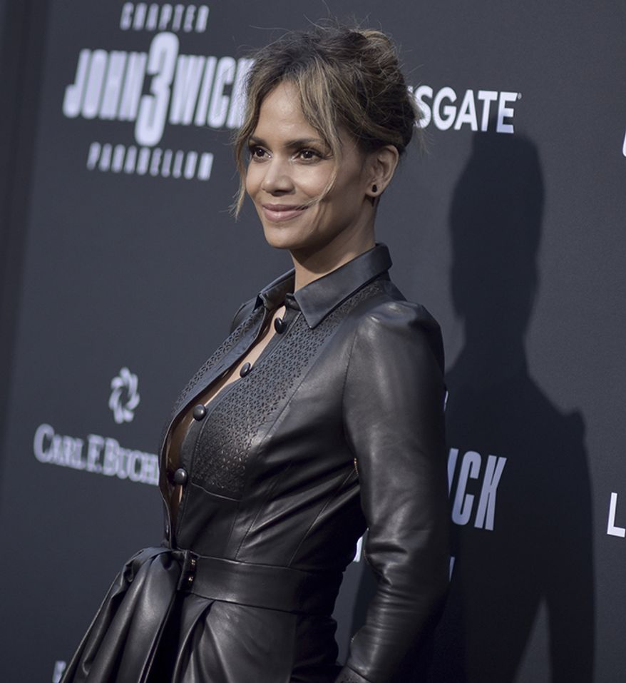 """Actress Halle Berry found herself homeless when she was first starting her career in Chicago. """"It taught me how to take care of myself and that I could live through any situation, even if it meant going to a shelter for a small stint, or living within my means"""