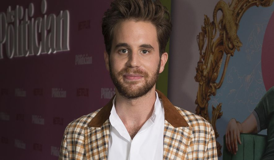 Actor Ben Platt poses for photographers upon arrival at the UK premiere for The Politician, at a central London cinema, Monday, Sept 16, 2019. (Photo by Joel C Ryan/Invision/AP)