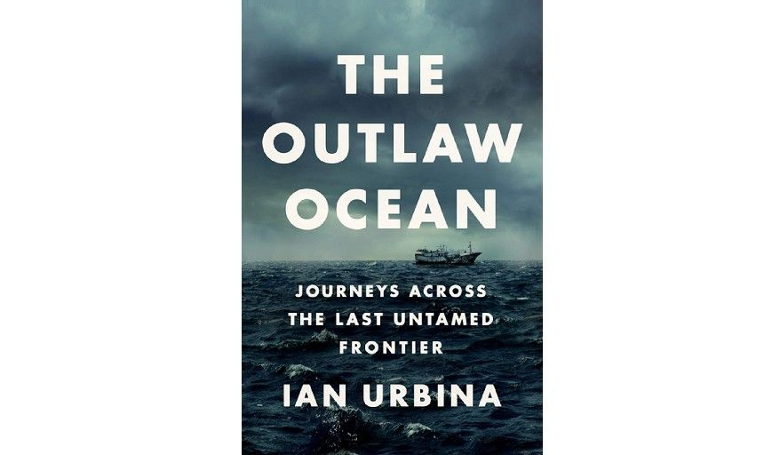 'The Outlaw Ocean' (book jacket)