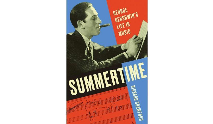 'Summertime: George Gershwin's Life in Music' (book jacket)
