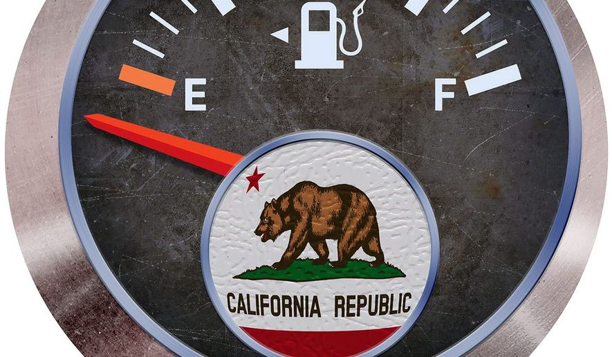 California's waiver and CAFE standards illustration