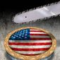 Redistributing the American Pie Illustration by Greg Groesch/The Washington Times