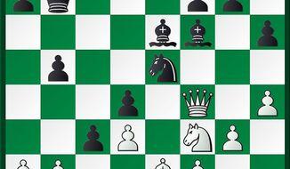 Glibert-Wang after 20. Rd1-e1.
