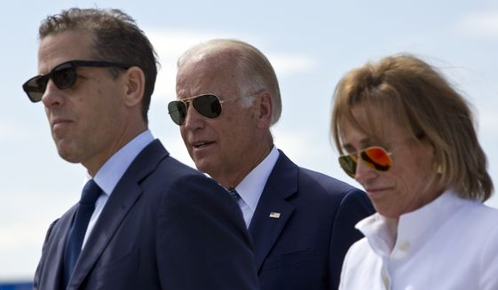 Hunter Biden Demanded Chinese Billionaire Pay 10 Million For Introductions Alone Washington Times