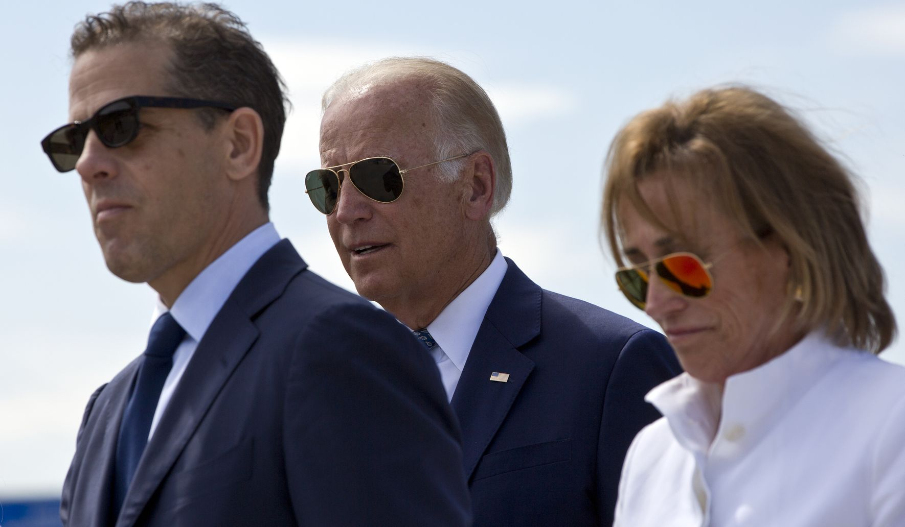 Hunter Biden attempts to squash appearances of conflict of interest with father