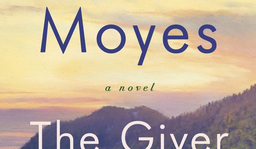 """This cover image released by Pamela Dorman Books shows """"The Giver of Stars,"""" a novel by Jojo Moyes. (Pamela Dorman Books via AP)"""
