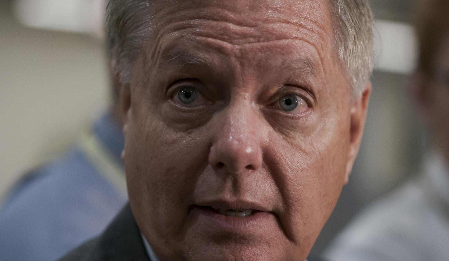 Lindsey Graham: FBI's Russia probe a 'criminal enterprise'