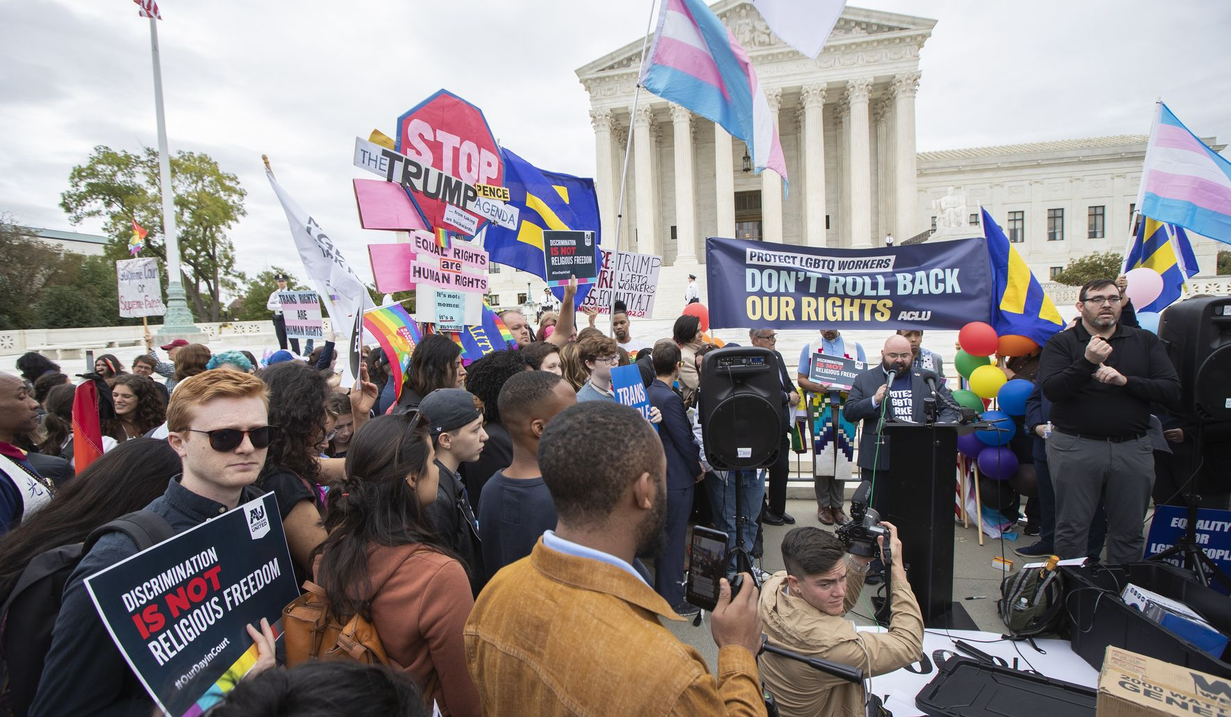 Supreme Court hesitant to expand employment discrimination protection