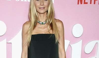 Gwyneth Paltrow founded the wellness and lifestyle brand Goop