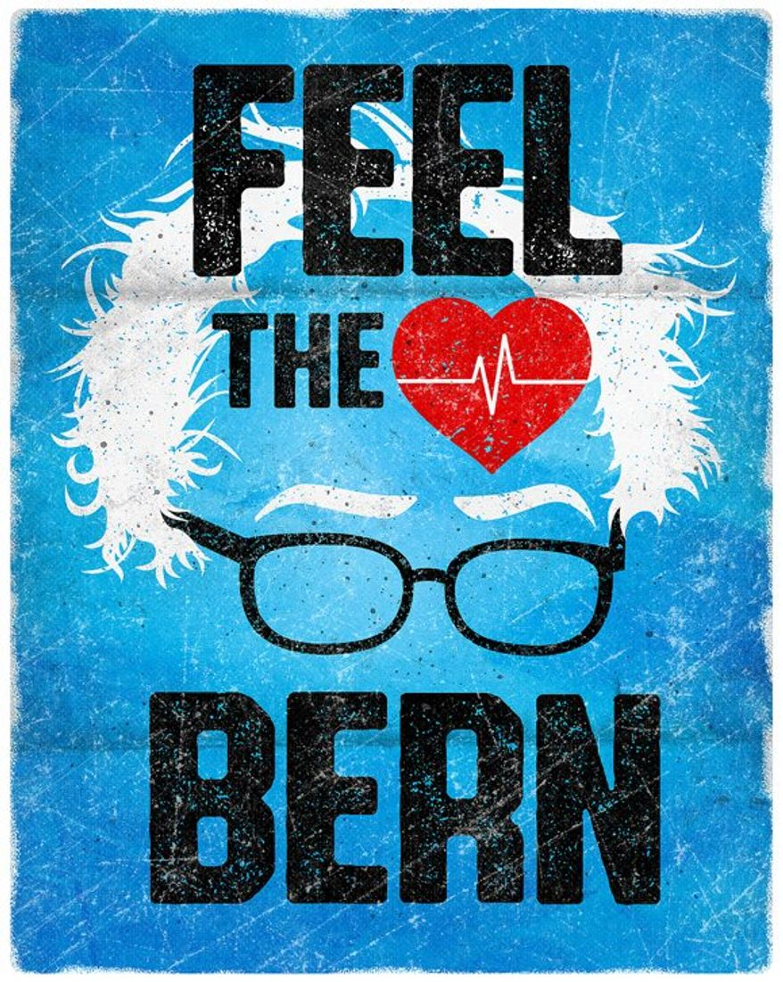 Feel the Heart Bern Illustration by Greg Groesch/The Washington Times