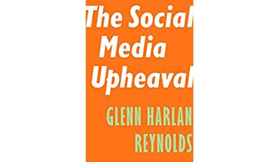 'The Social Media Upheaval' (book jacket)