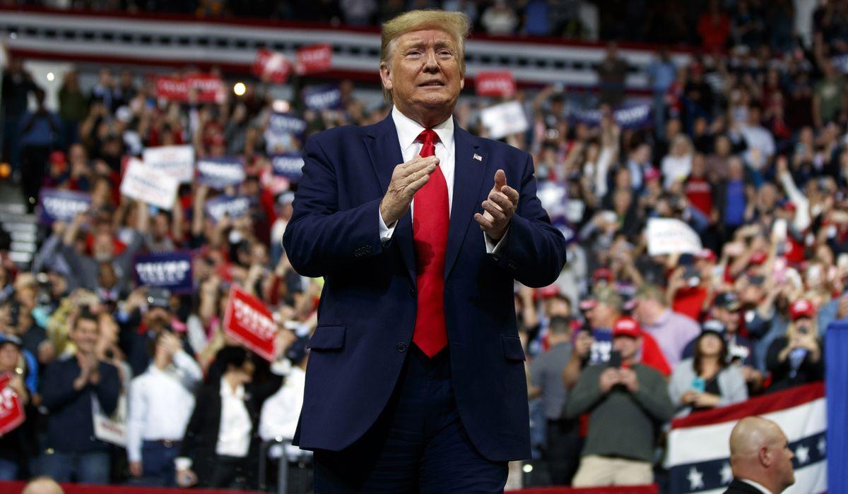 Private group seeks armed volunteers to protect Trump rally attendees...