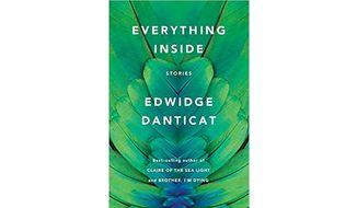 'Everything Inside' (book jacket)