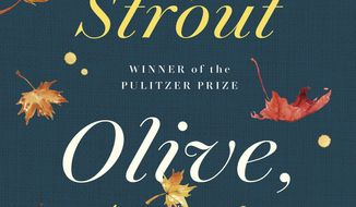 """This image released by Random House shows """"Olive. Again,"""" by Elizabeth Strout. (Random House via AP)"""