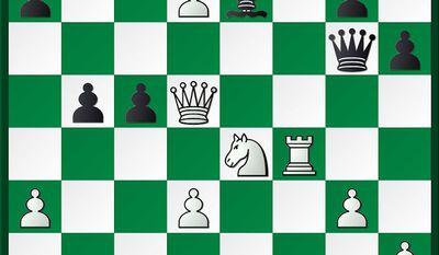 Kovalev-Carlsen after 29...b6-b5.