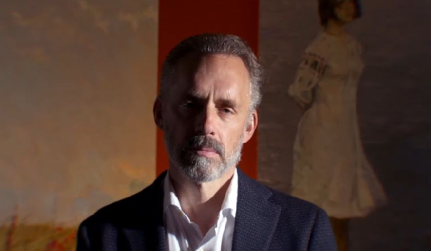 "Showings of ""The Rise of Jordan Peterson"" were canceled at theaters in Toronto and Brooklyn because of nervous employees. A church pastor also received threats, which prompted him to cancel a showing for his congregation. (Image: YouTube, Holding Space Films, 'The Rise of Jordan Peterson' official trailer screenshot)"