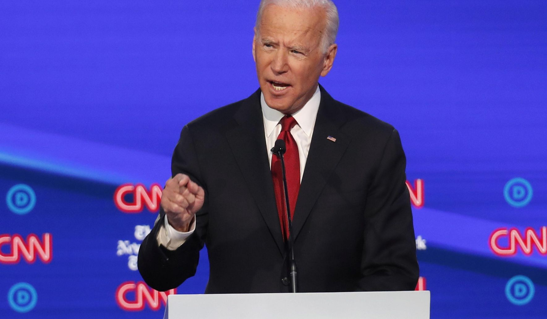Joe Biden dismisses Supreme Court packing at debate