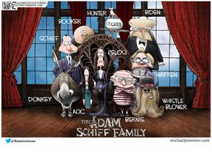 The Adam Schiff Family