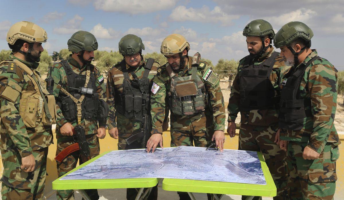 Abdulaziz Tammo: U.S. needed for Syria Kurd peace