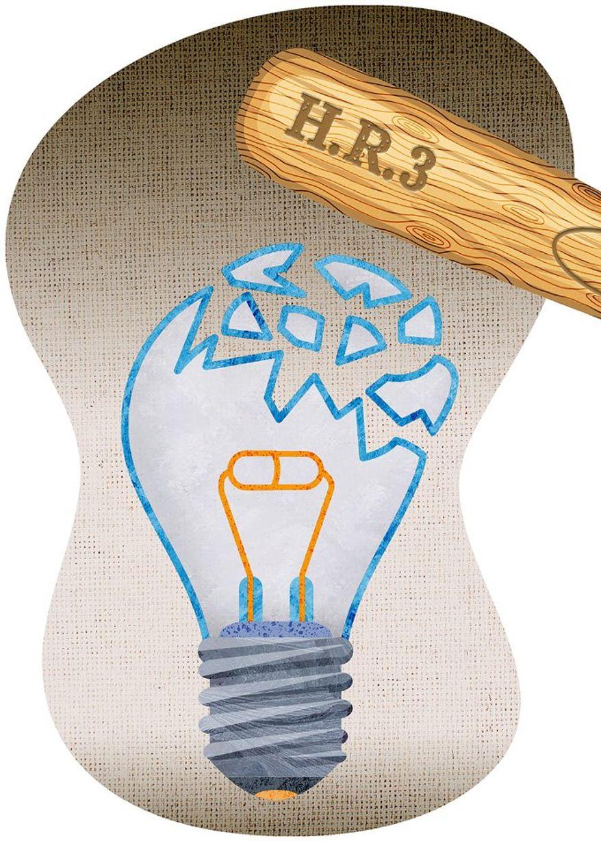 Stifling Pharmaceutical Innovation Illustration by Greg Groesch/The Washington Times
