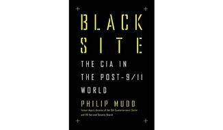 'Black Site' (book jacket)