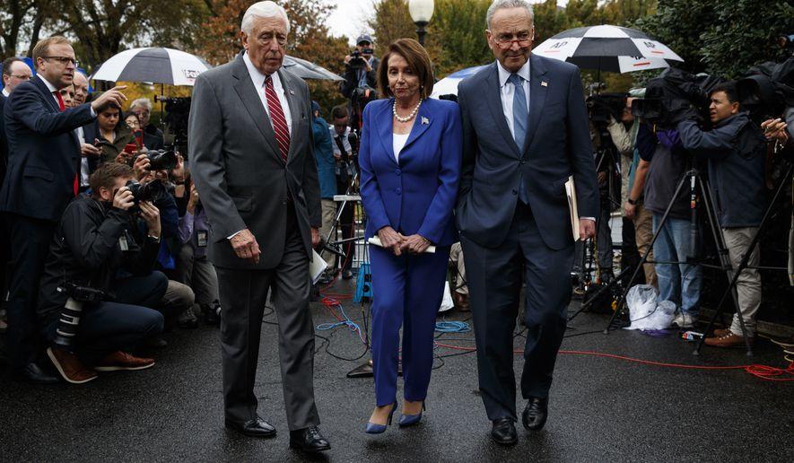 White House Meeting On Syria Falls Apart Dems Decry Trump