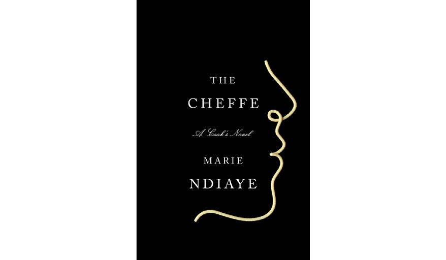 'The Cheffe: A Cook's Novel' (book jacket)