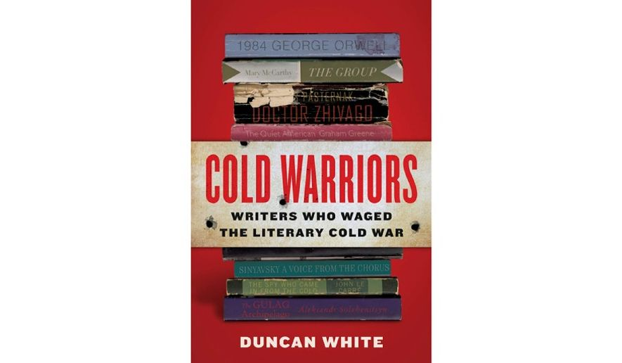 'Cold Warriors: Writers Who Waged the Literary Cold War' (book jacket)