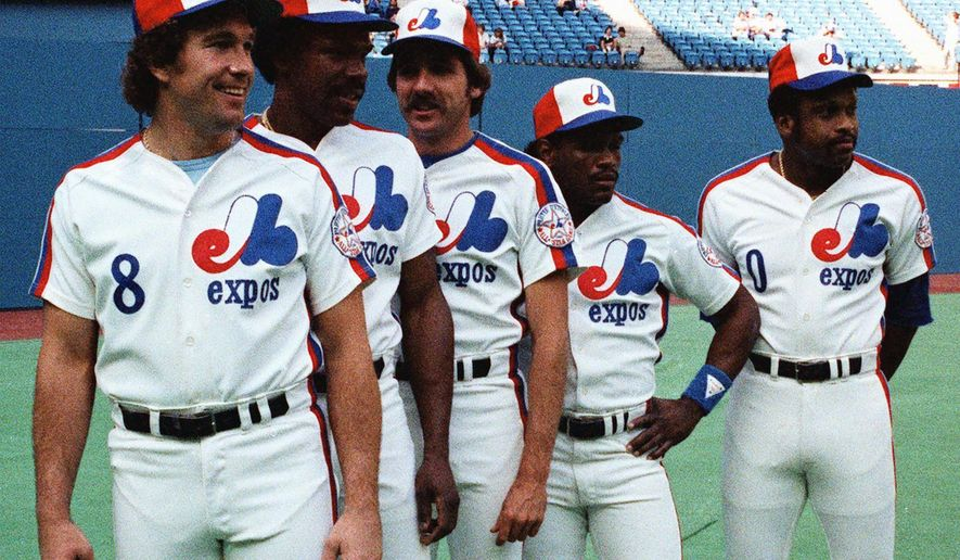 The Expos almost became the sole Virginia professional team