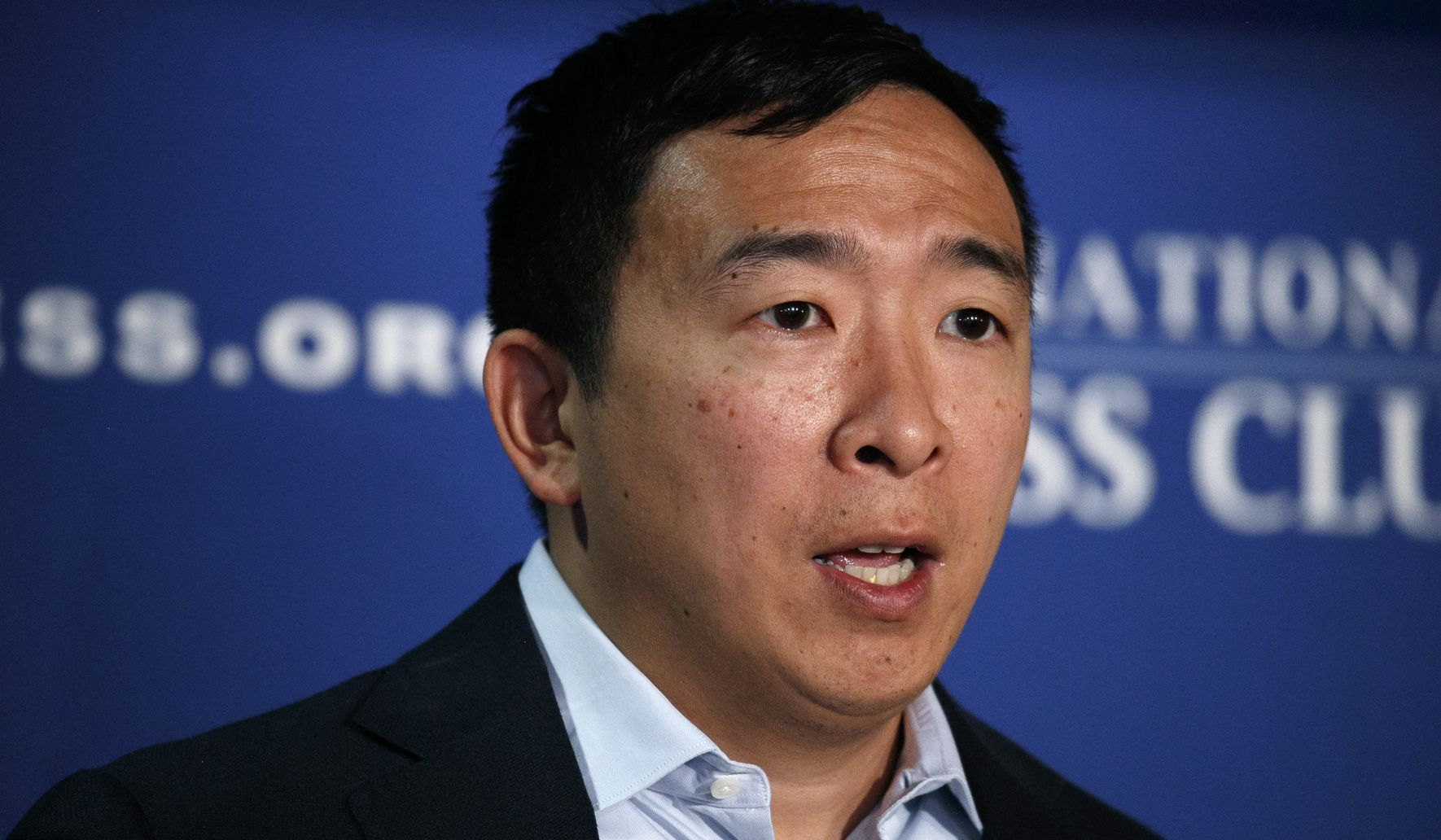 Andrew Yang teases running in 2020 with Joe Biden: 'We've actually talked about it'