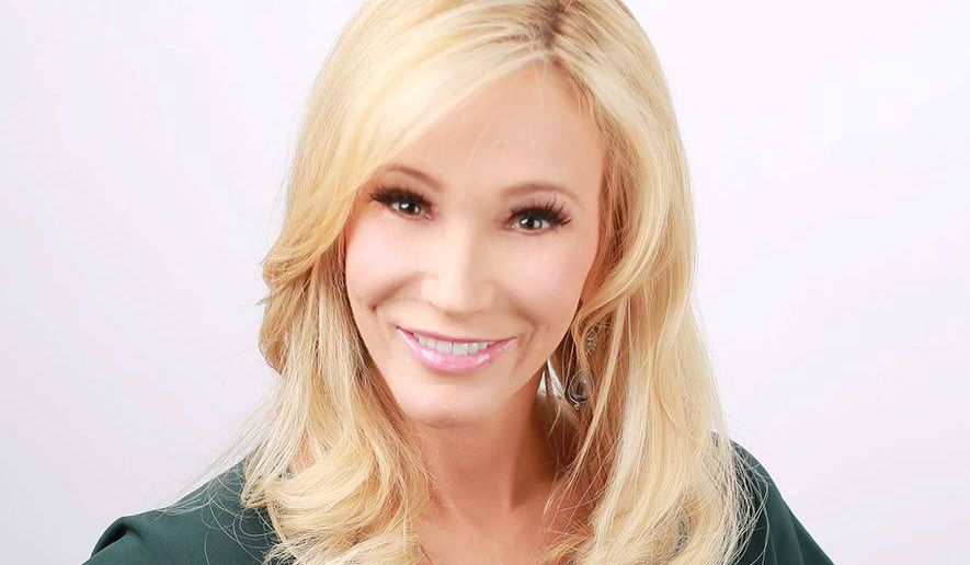 """Paula White-Cain is the author of """"Something Greater,"""" which traces her conversion at 18 to her life as a Florida megachurch televangelist and details her first phone call with Donald Trump and her mentorship, which culminated with her official invocation at the president's inauguration."""