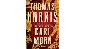 'Cari Mora' (book jacket)
