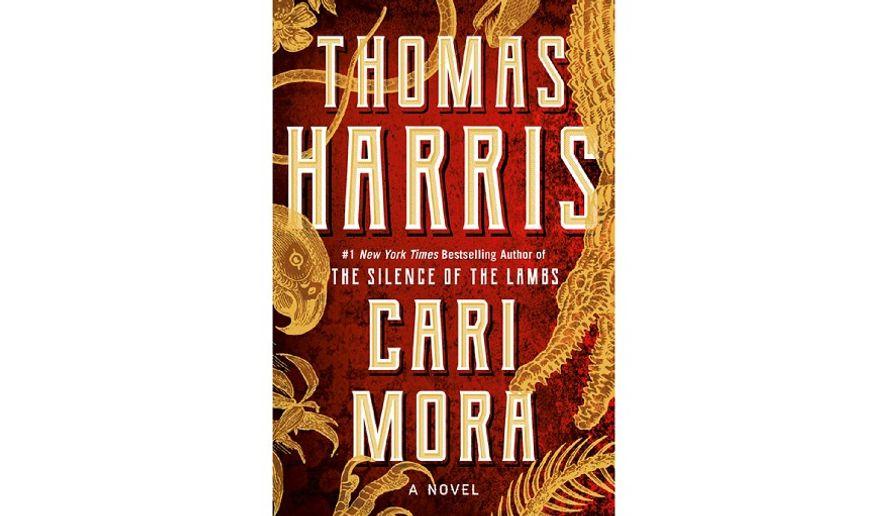 'Cari Mora' (book jacket)