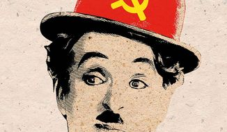 Chaplain Commie Illustration by Greg Groesch/The Washington Times