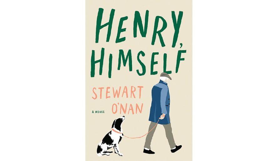 'Henry, Himself' (book jacket)