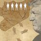 Syria Exit Illustration by Greg Groesch/The Washington Times