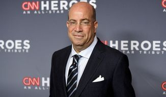 This Dec. 9, 2018 file photo shows CNN Worldwide president Jeff Zucker at the 12th annual CNN Heroes: An All-Star Tribute in New York. (Photo by Evan Agostini/Invision/AP, File)