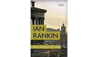 'In a House of Lies' (book jacket)