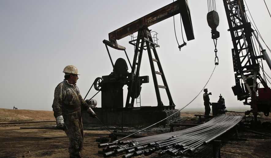 'Mission creep': US to block Russian, Syrian forces from vast oil fields thumbnail