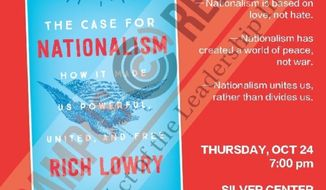 """NYU's student paper pulled an advertisement for an Oct. 24 event over fears it would promote """"white supremacy."""" (Image: Campus Reform)"""