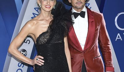 Country singer Faith Hill married fellow musician Tim McGraw who is worth $85 million