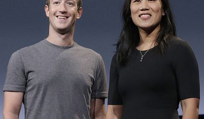 Dr. Priscilla Chan married Facebook founder Mark Zuckerberg who is worth $50 billion