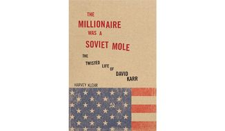 'The Millionaire Was a Soviet Mole' (book jacket)