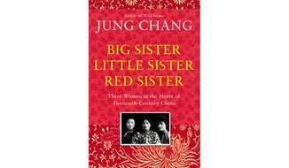 'Big Sister, Little Sister, Red Sister' (book jacket)