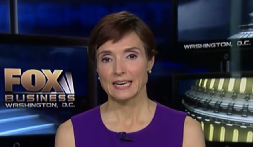 Longtime Fox News investigative correspondent Catherine Herridge is leaving the network for CBS. (Image: Fox Business)