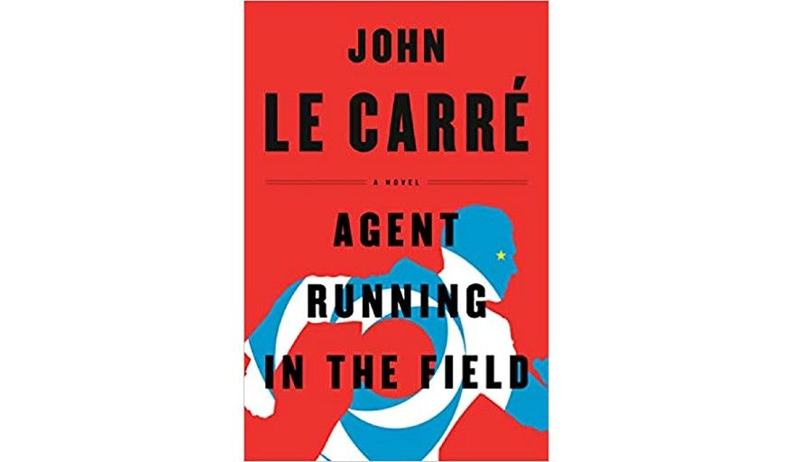 'Agent Running in the Field' (Book jacket)